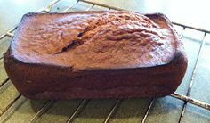Applesauce Agave Banana Bread -  By substituting agave nectar for sugar and applesauce for oil, you can enjoy this sweet treat with less sugar, less fat - and no guilt. Your family will love it!