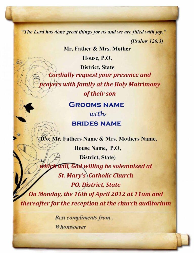 025 Wedding Invitation Letter Designs Card Design Software Intended For In 2021 Indian Wedding Invitation Cards Wedding Invitation Card Design Marriage Invitation Card
