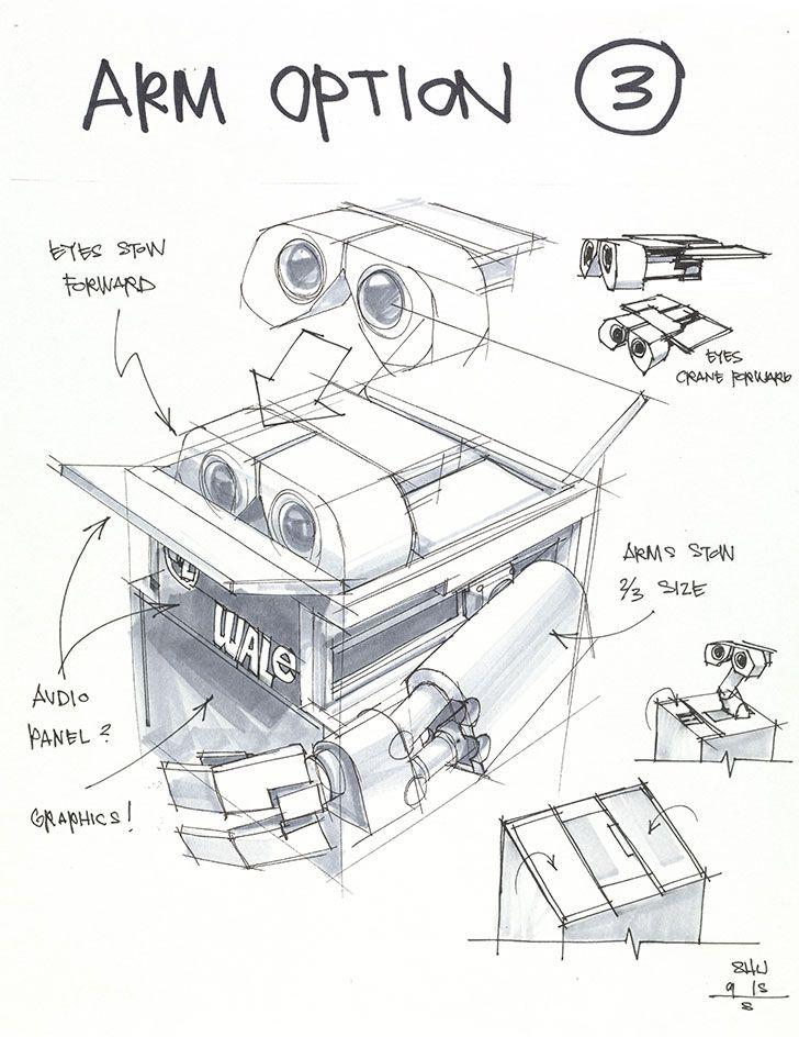 Inner workings: Pixar reveals its design process at the Cooper Hewitt | Design | Wallpaper* Magazine