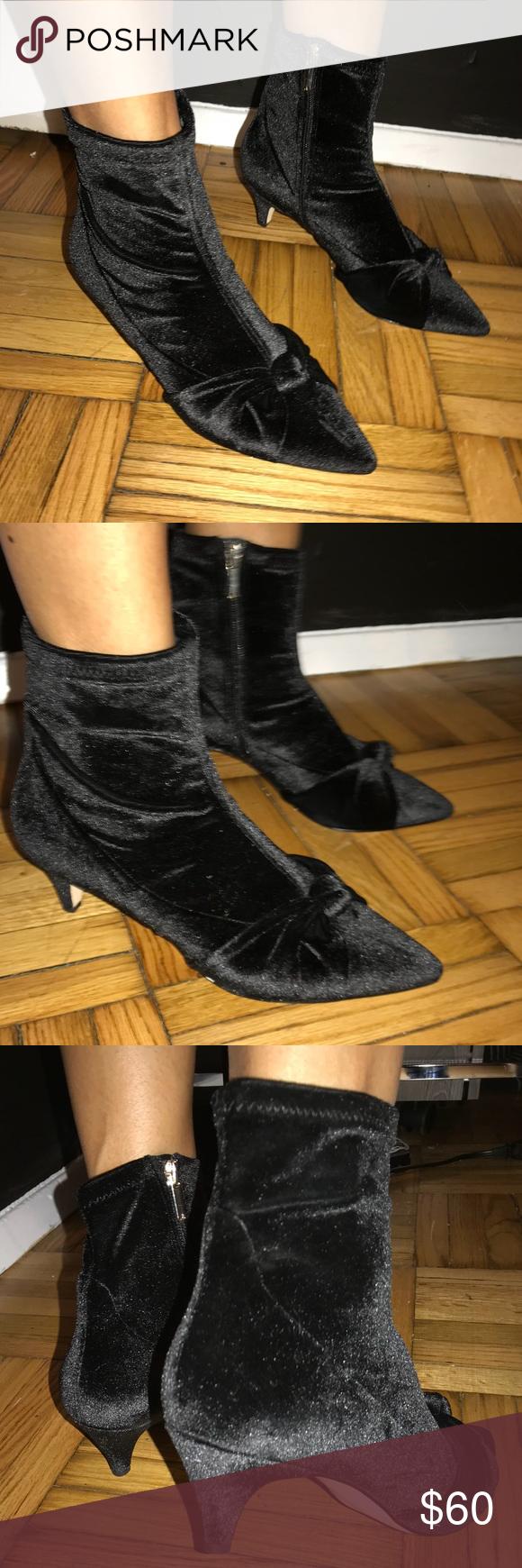 e53305ff5 Boots Sam Edelman Keena Velvet Bootie