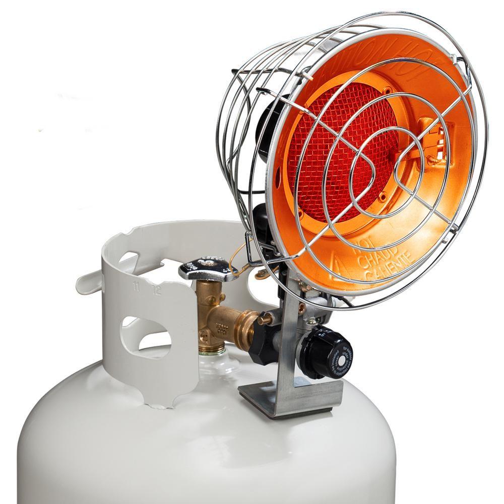 Avenger 15,000 BTU Infrared Propane Portable Heater