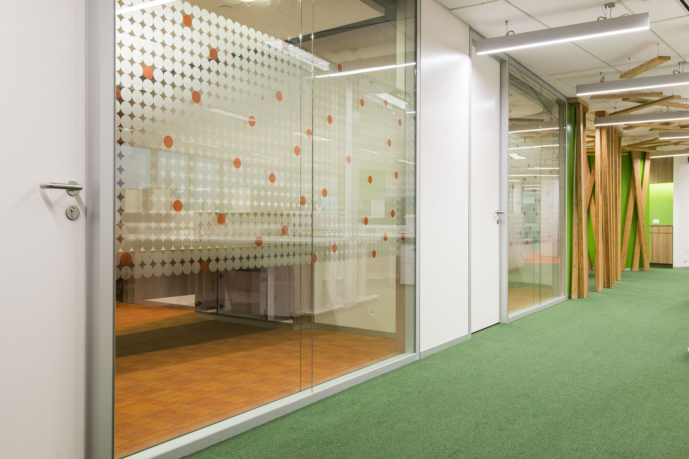 The X Series Aluminum Framed Partition System Is The Most