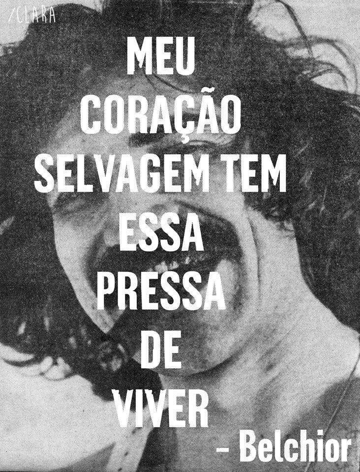 Belchior Frases Belchior Letras De Musicas Brasileiras Frases