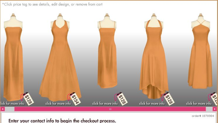 Design Your Own Bridesmaid Dresses
