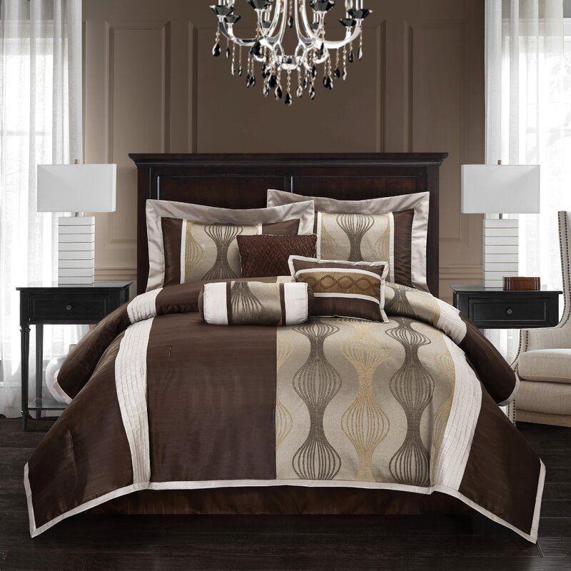 Hanstrom Comforter Set In 2020 Comforter Sets Full Comforter Sets Furniture