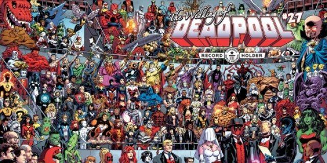 Deadpool Wedding Comic Google Search Nightcrawler Deadpool Alpha Flight