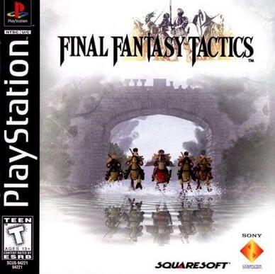 Final Fantasy Tactics Pal Español Psx Game Pc Rip Juegos De Ps1 Descargar Juegos Para Pc Juegos De Fantasía
