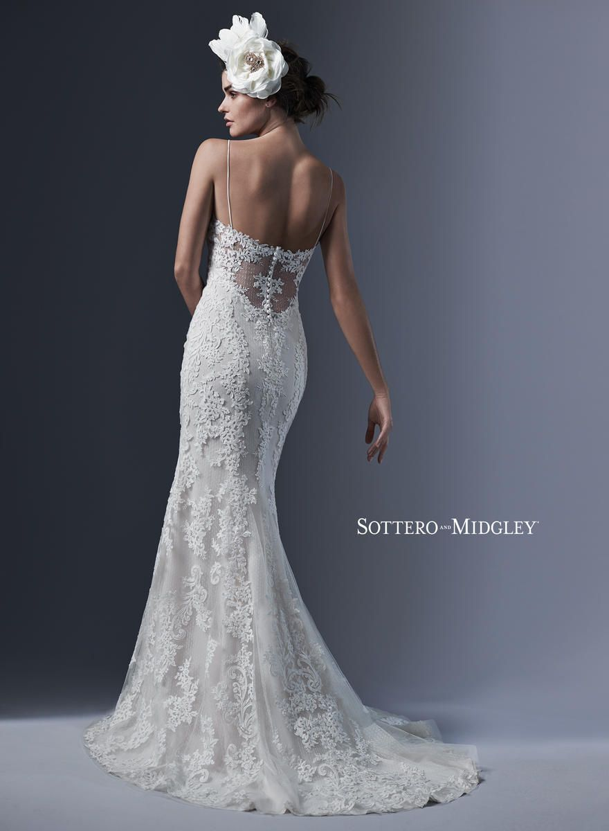 Sottero and Midgley by Maggie Sottero Mattea-5SR602 Sottero and ...