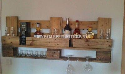 bar tag re avec juste une palette bar barrique et idee. Black Bedroom Furniture Sets. Home Design Ideas