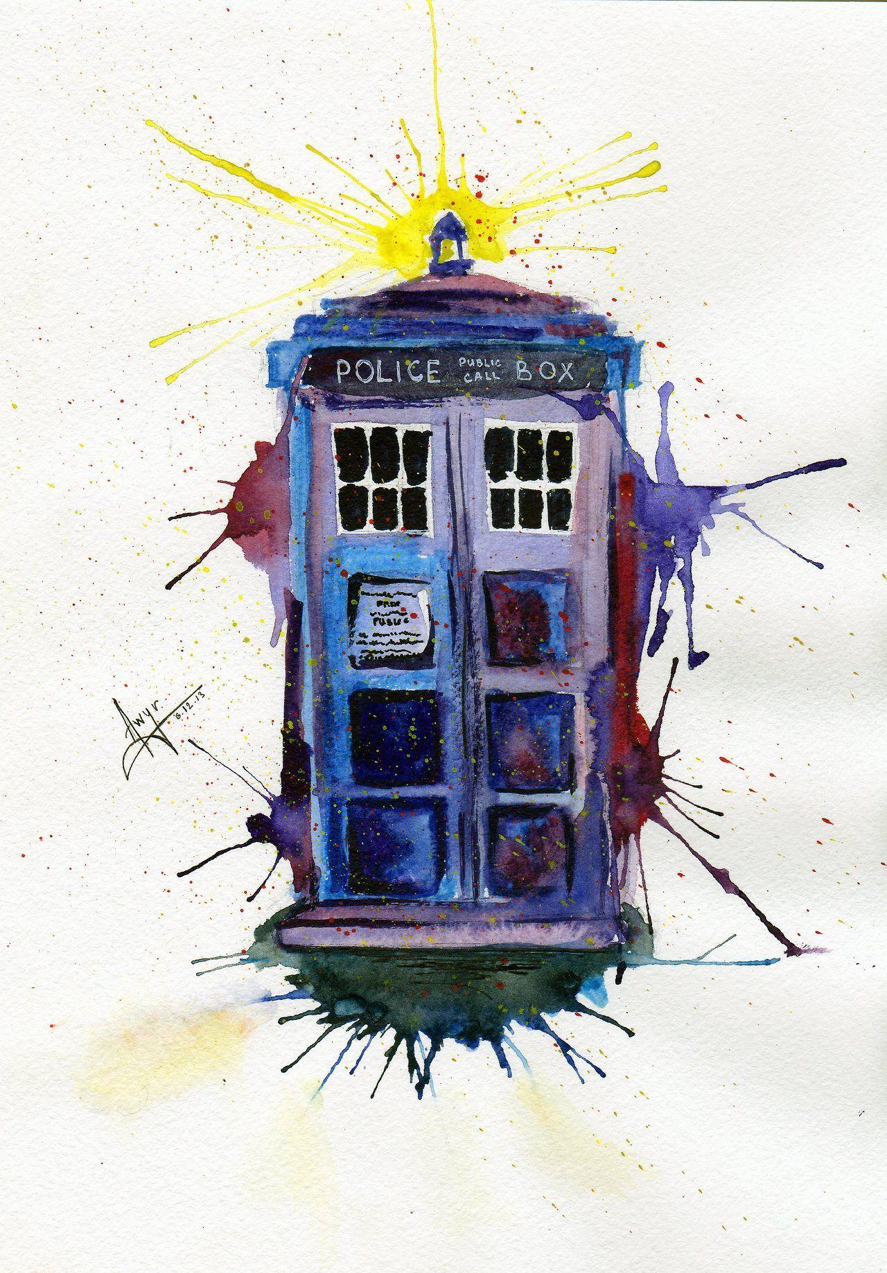 Doctor who tardis tardis pinterest geschenk - Tardis selber bauen ...