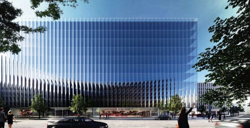 Modern Architecture Washington Dc curve curtain wall tower - google search | modern architecture