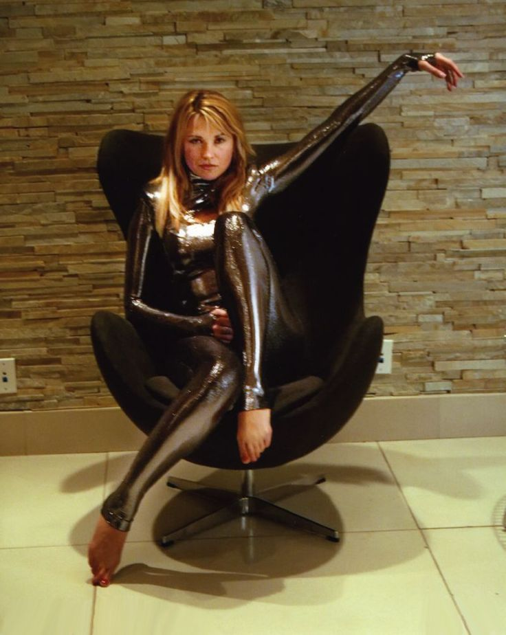 Lucy Lawless Latex