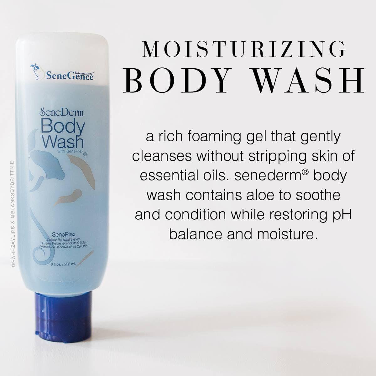Senegence Body Wash Body wash, Senegence, Moisturizing