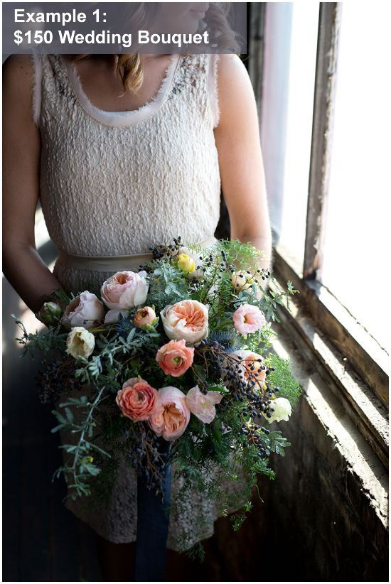 6 Beautiful Examples Of How Much Wedding Flowers Cost Wedding Flowers Cost Cheap Wedding Flowers Wedding Bouquets