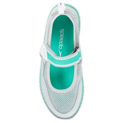 aa2be0b899fd Speedo Junior Kids Mary Jane Water Shoes - Gray (Medium)