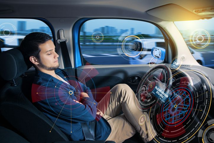 Driverless cars lawsuits and insurance self driving