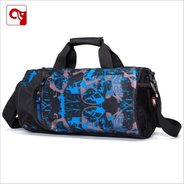 Quality 33L Sports bag made with 600D polyster the bag for basketball for  football for fitness gym and yoga ... c92aae0fe3510