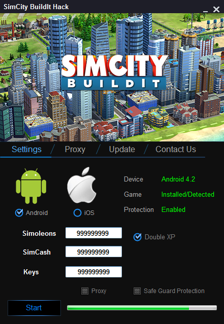 SimCity BuildIt Hack (Android/iOS) | Simcity buildit hack