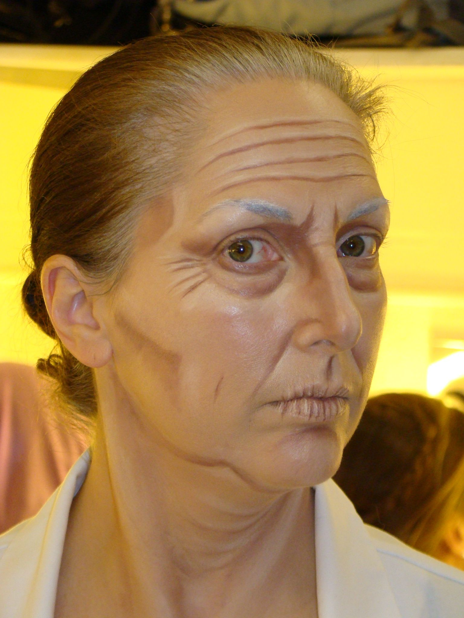 old age make up Google Search Old age makeup, Old man