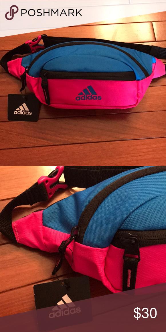 a9f5b7de08f7c BNWT Adidas Waist Hip Bag FANNY Pack Brand New Never Used Adidas ...