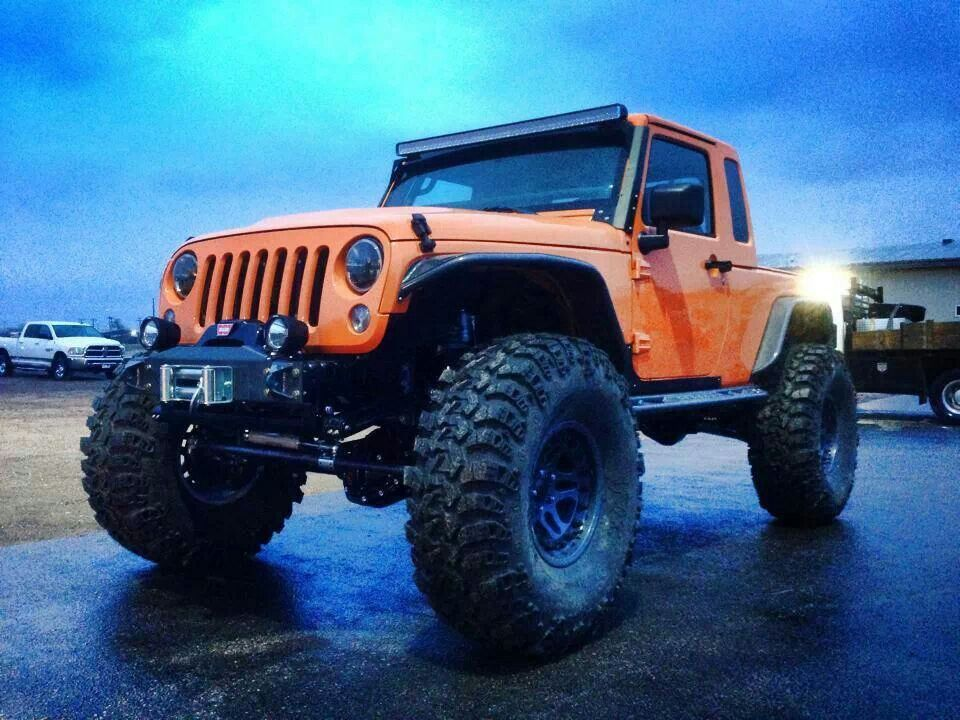 Pin By Dr Veronica Lee Dnp On Jeeps Orange Jeep Badass Jeep
