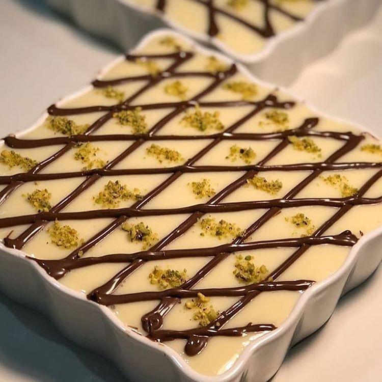 حلى صينية حلا كيك بار Desserts Food Snacks