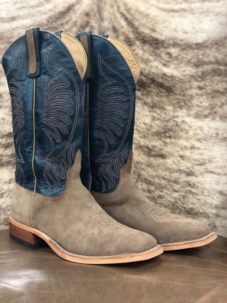 268692ad7ba Anderson Bean River Rock Rough-Outs in 2019 | Cool Boots | Anderson ...