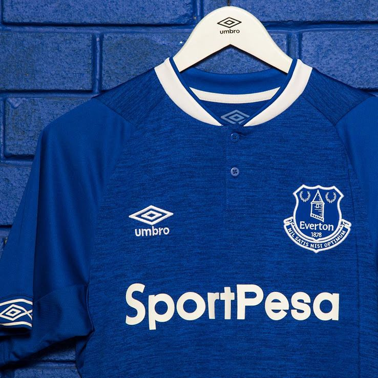 808175888f Everton 18-19 Home Kit Revealed - Footy Headlines | jersey | Everton ...
