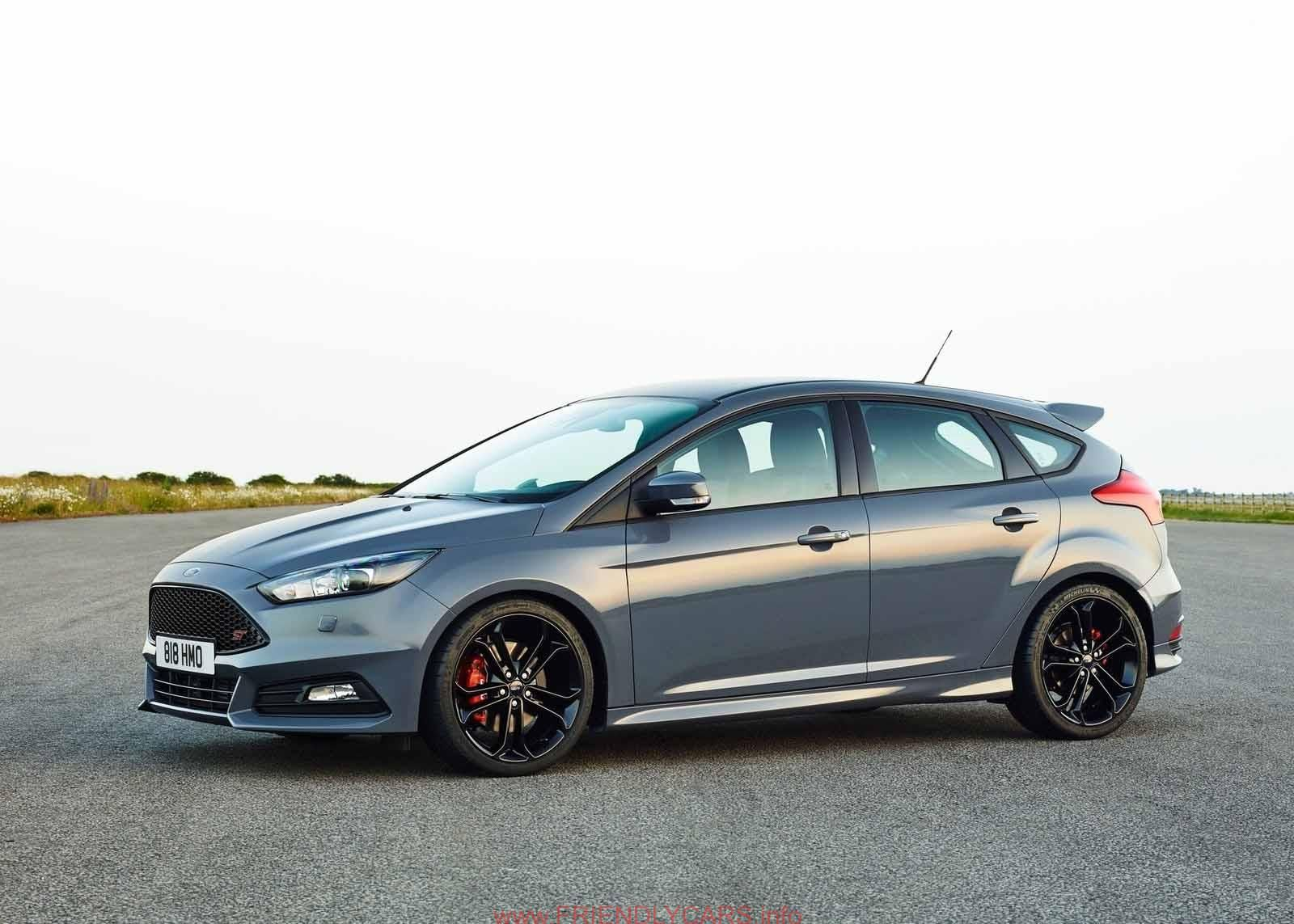 Awesome Ford Focus St Black Rims Car Images Hd 2015 Ford Focus St