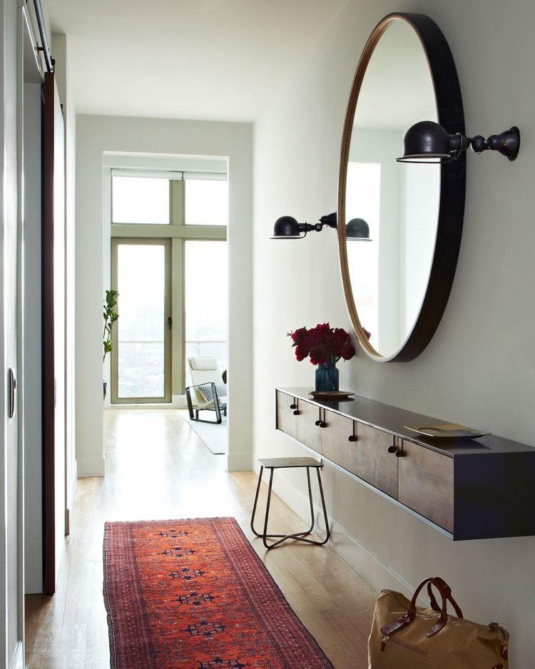 Hall d\'entrée accueillant – idées de décoration, mobilier et ...