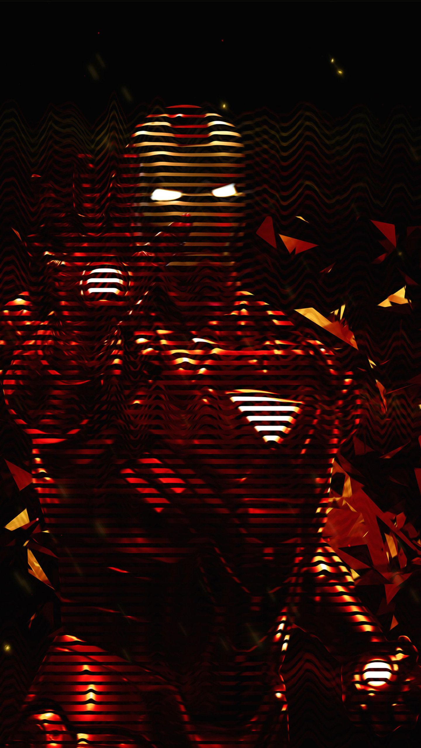 Iron Man 4k Minimalism Hd Wallpaper Di 2020