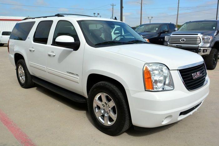 2011 #GMC #Yukon XL SLT 2WD SUV $22,988 SOLD!