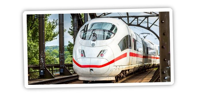 Cheap Train Tickets Timetables for Germany & Europe