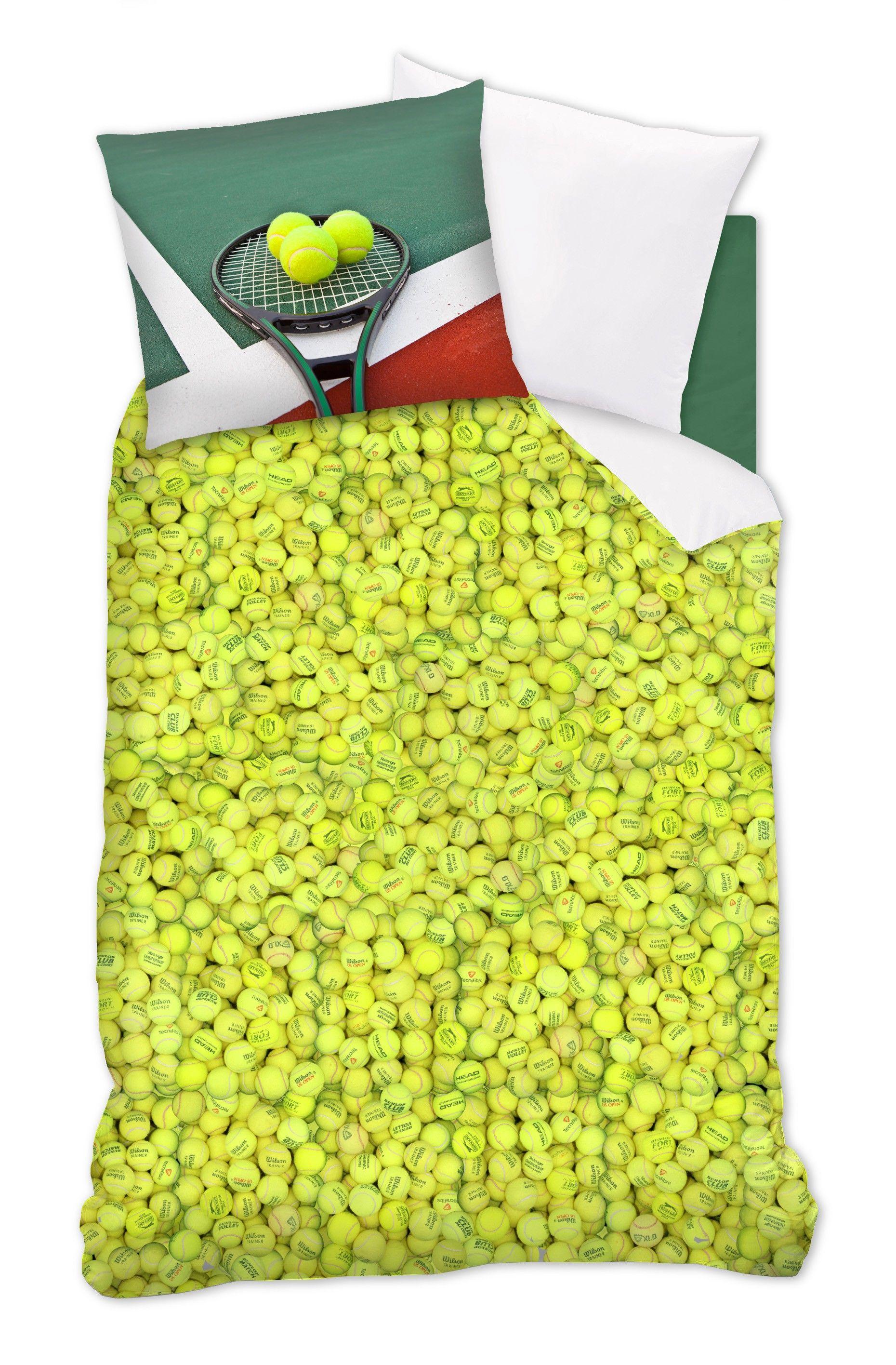 Dekbedovertrek Tennis