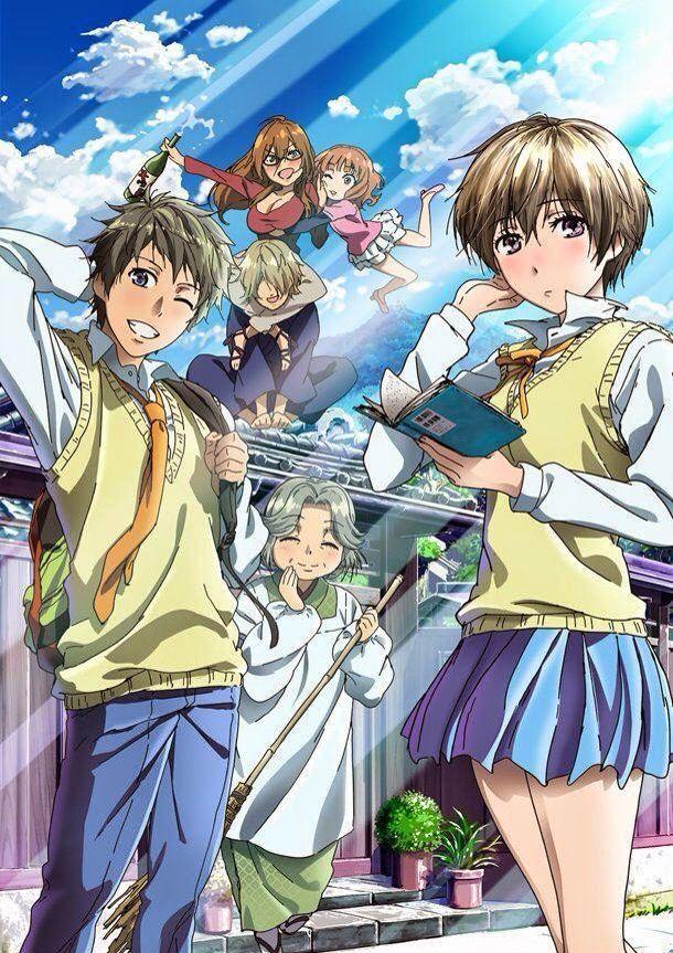 _Bokura wa Minna Kawaisou Anime dvd, Comedy anime, Anime
