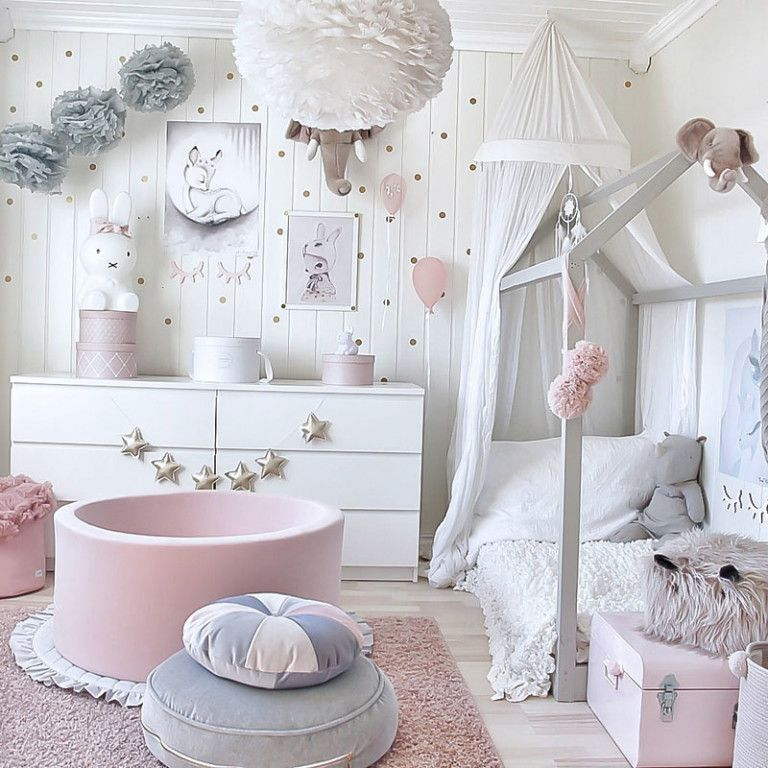 Photo of Emma's Magical and Feminine Toddler Room