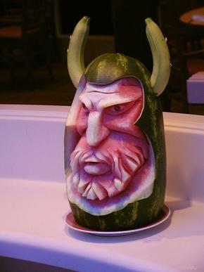 Viking Watermelon