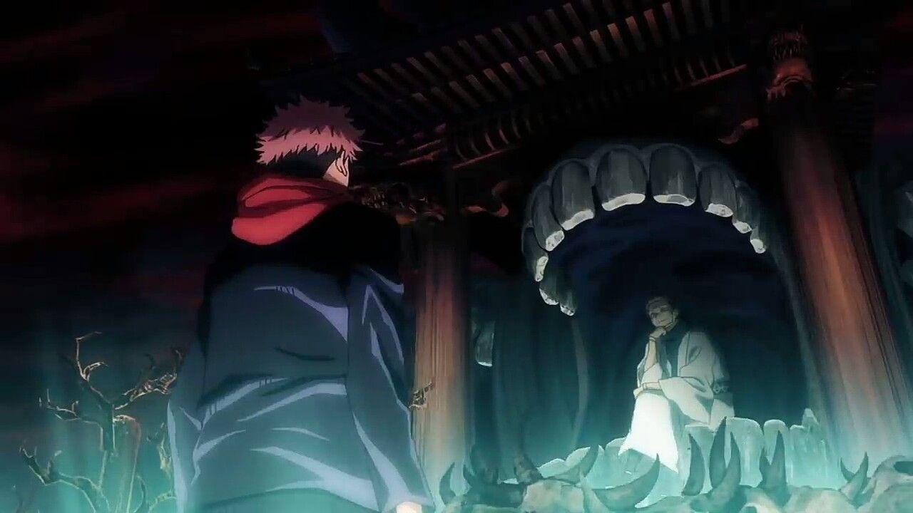 Jujutsu Kaisen Jujutsu Anime Anime Art