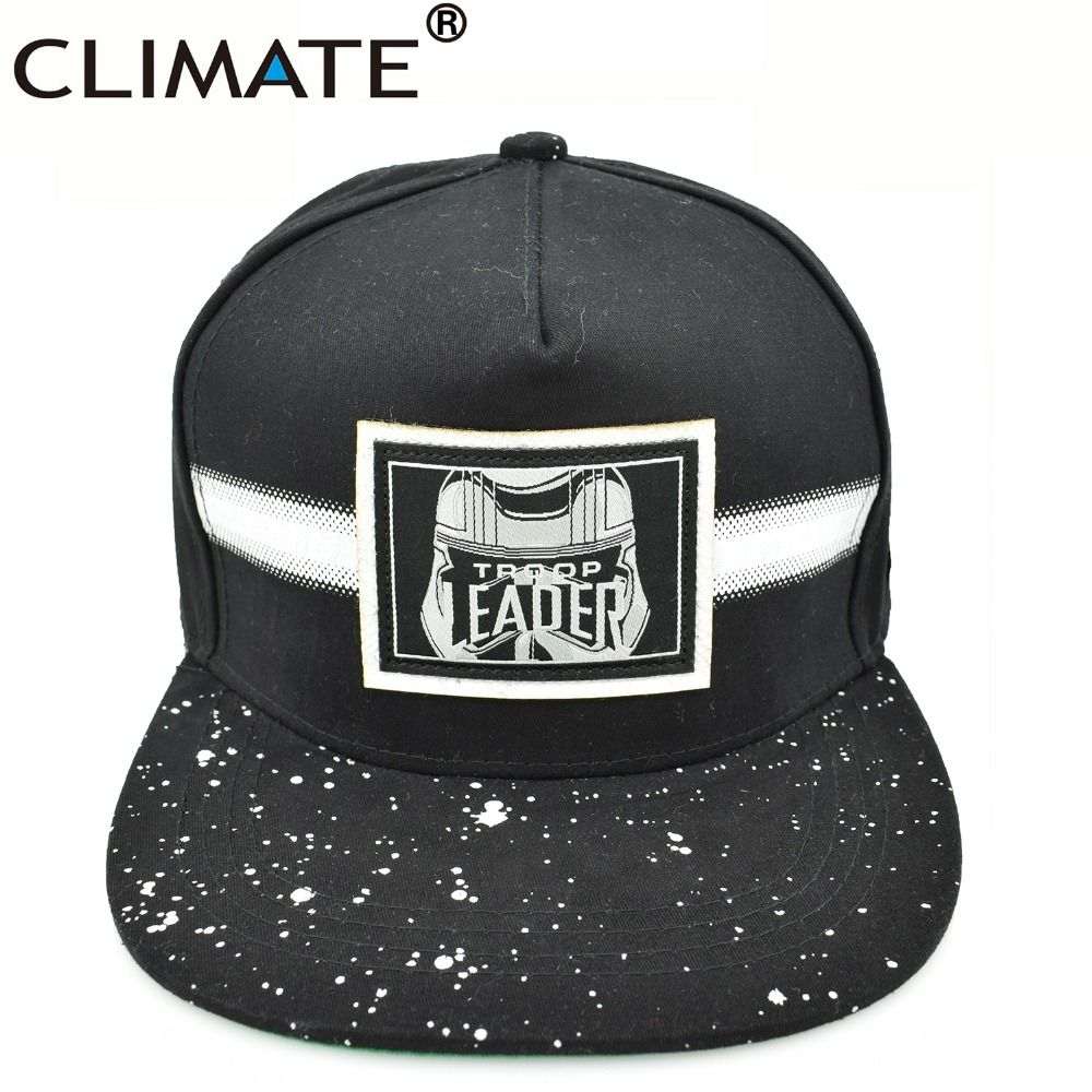 CLIMATE Star Movie Wars Darth Vader Jedi Knight Sith Fans High Quality Hiphop Snapback Baseball Caps Man Women Adjustable Hat