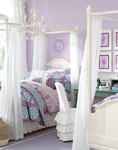 shared bedroom idea 3 pottery barn kids kids stuff 11115 | 3f825c3d11115bc26a9ae691686cca21