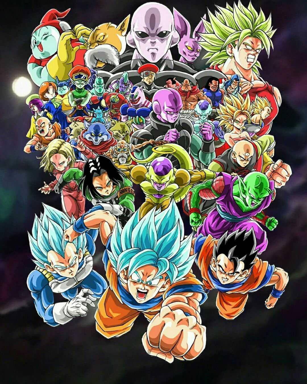 Universe Survival Saga Dragonball Super Dragon Ball Super