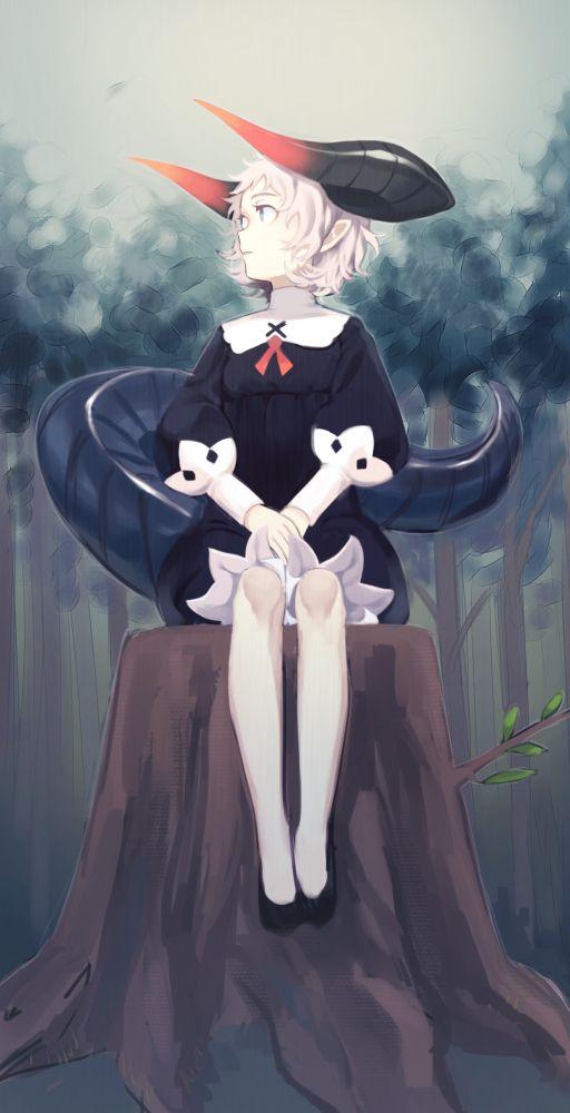 girl Devil demon