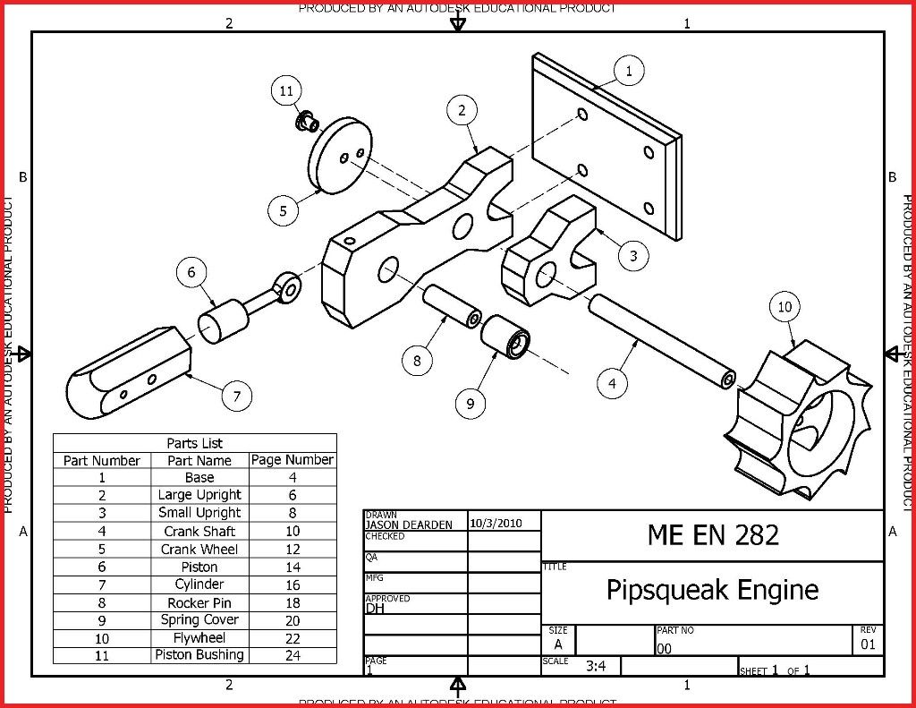 Assembly Drawing 148937 28 Collection Of Assembly Mechanical