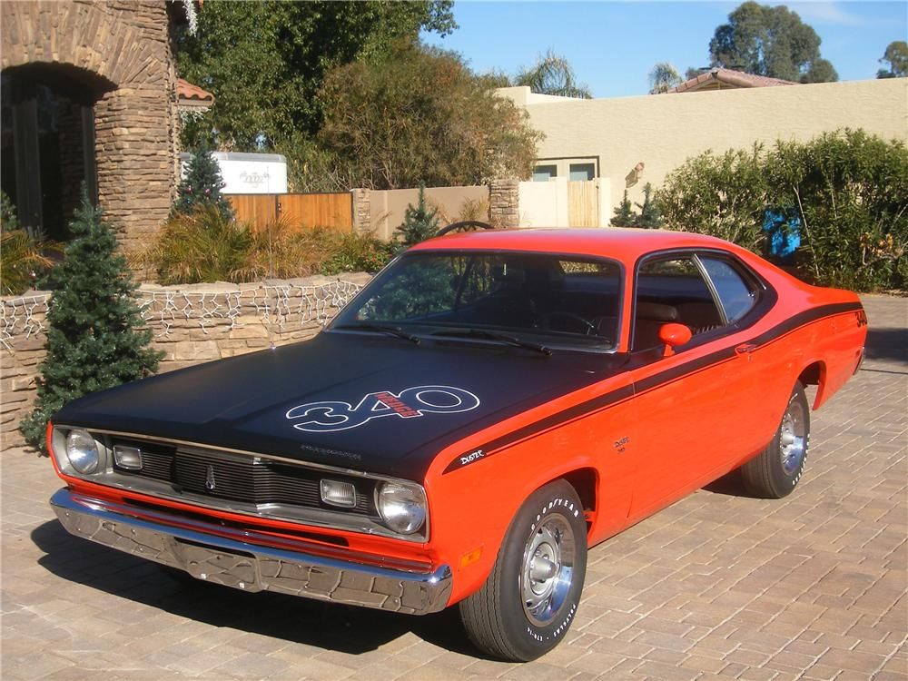 21++ 1970 plymouth duster 340 Download