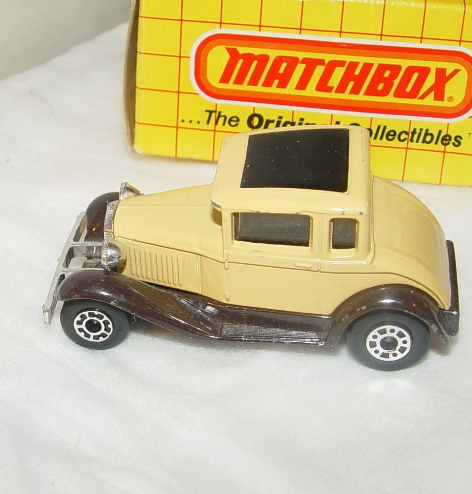 1979 MATCHBOX,,,THE ORIGINAL COLLECTIBLES MODEL A FORD
