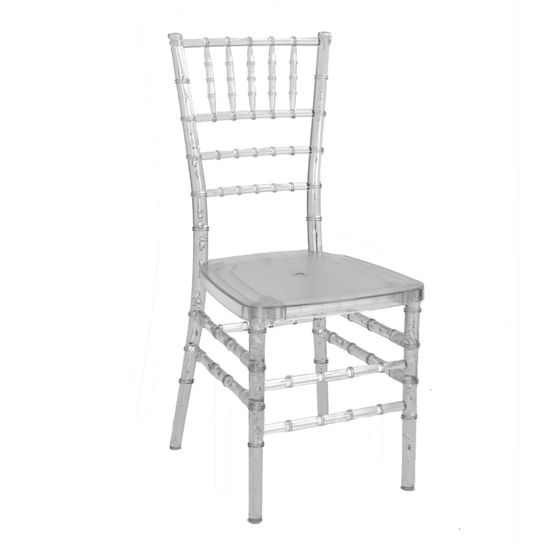 Chiavari Transparent Chair