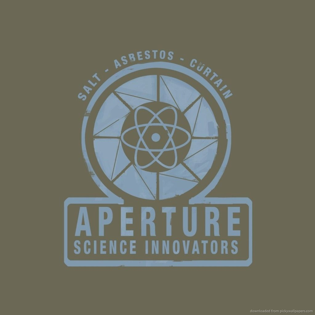 Download Aperture Science Innovators Wallpaper For iPadAperture Science Innovators Wallpaper