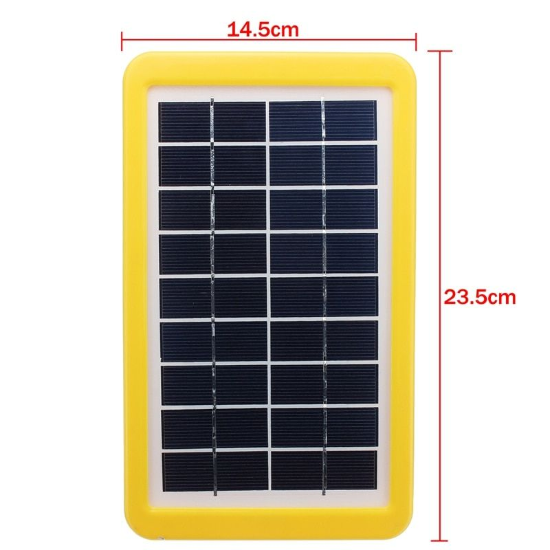 Sold 7124974736 Items Kinco 2 X 1w Bulb Dc 9v 3w Solar Panel Battery Charger Portable Home Outdoors Solar Charging Generator Power Generation With Images Solar Power Diy