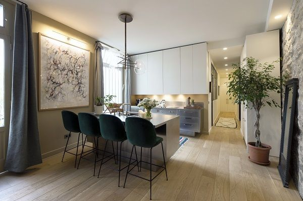 Una casa cucita su misura - Interior Break
