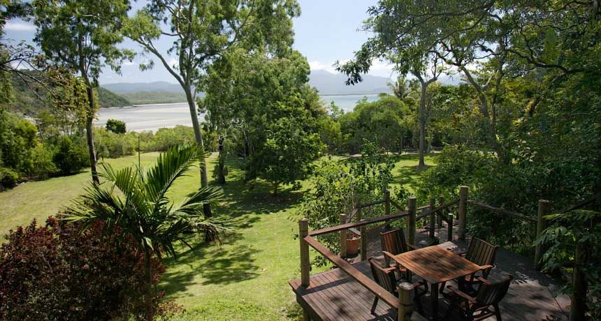 Have the ultimate girls' weekend at Bloomfield, in the heart of the Daintree Rainforest http://www.beautifulaccommodation.com/properties/bloomfield-lodge